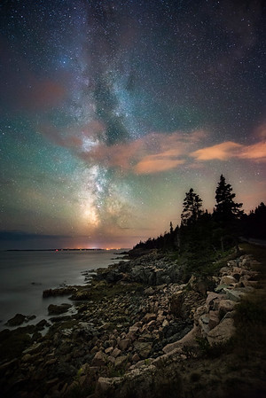 Western Point in Acadia Nat'l Park