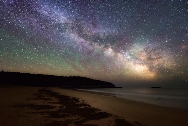 Sand Beach Airglow