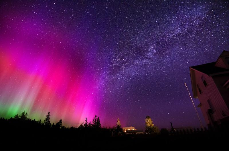 Pemaquid Aurora