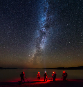 Capturing Maine's Night Sky