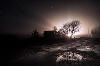 Night Reflections II