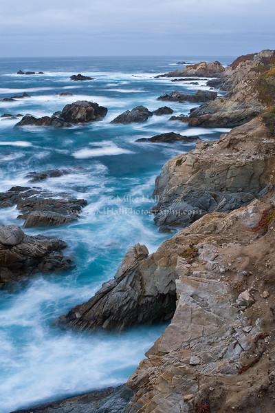 Garrapata State Park, Big Sur Coast