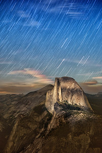 Yosemite Star Fall