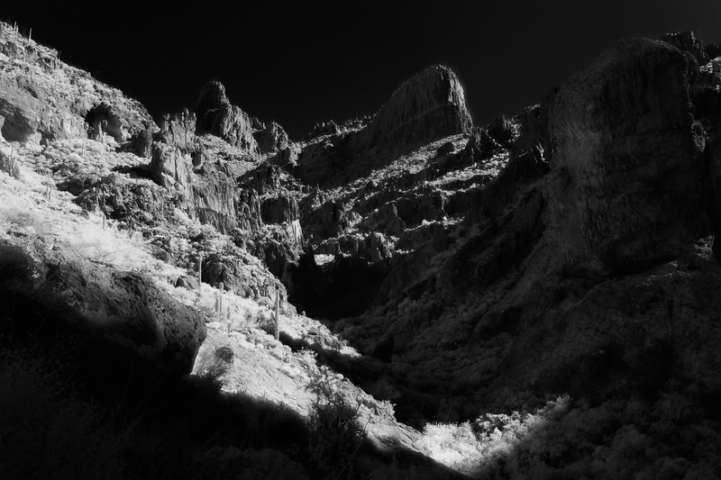 Superstitiion Mountains, Apache Junction, Arizona, USA