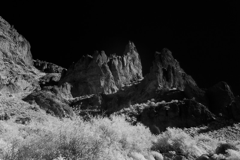 Superstitiion Mountains, Apache Junction, Arizona, USA