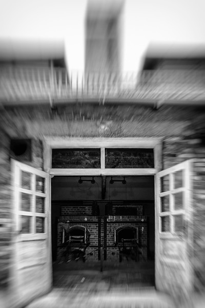 Krematorium - Baracke X