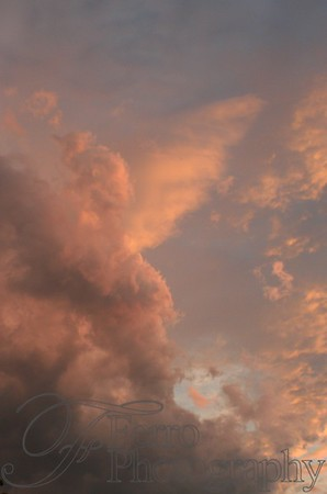 """Celestial Sky - Featured in the """"Sky and Earth"""" exhibit Milford Firehouse Art Gallery 0307"""