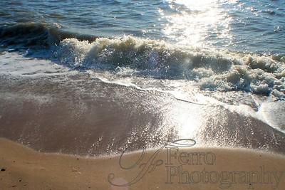 Winter Shoreline - 011209