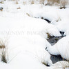Snow Stream<br /> <br /> Through the cold a small stream meanders and weaves its way.