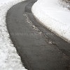 Snow Road<br /> <br /> Cut through - to reveal whats underneath.