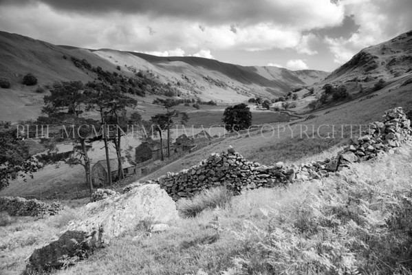 Lakes Valley (i)<br /> <br /> The dramatic and the beautiful - a wonderful and timeless place
