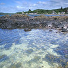 Rockcliffe<br /> <br /> Unusually clear and limpid waters lap along the coast to the seaside village of Rockcliffe on the Colvend coast of Galloway