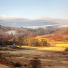 Misty Valley<br /> <br /> A hint of winter mist and an undulation of form - Galloway!