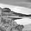 Loch Leathan and the Storr<br /> <br /> The narrative is everything - its a story and a journey!