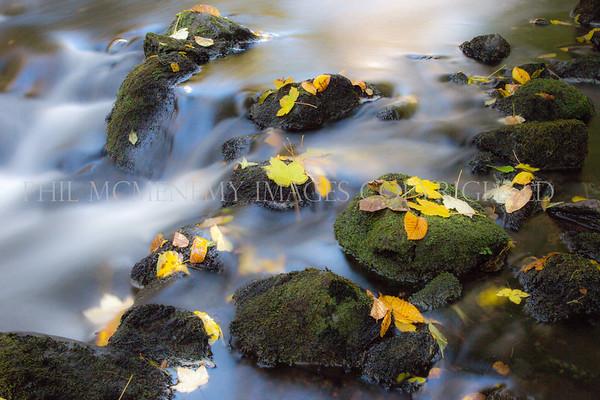 Uig Cascade<br /> <br /> A flow, a blur, a thought, a stumble, a moment!