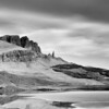 Across Loch Leathan to The Storr (i)<br /> <br /> An image I have seared into my brain from a child - to be here, there, was remarkable - I was chattering with excitement like a wee Jack Russell dog I was!!!