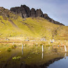 Lochan <br /> <br /> The small lochan which held me in its sway 'neath the Storr