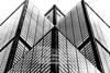 Sears Tower - B&W from Cyanotype