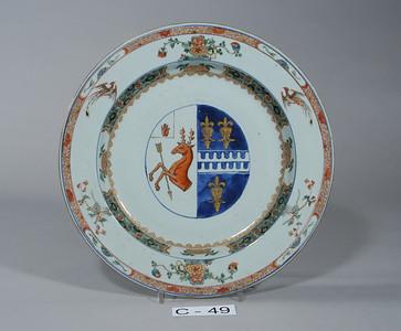 Armorial Porcelain