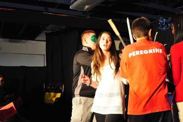 Romeo & Juliet Performance 2013