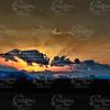 Sunset on the Blue Ridge by Douglas Gehlsen<br /> Canvas Thin Wrap 20x30  <br /> Fox Tails Salon Art Show 2011