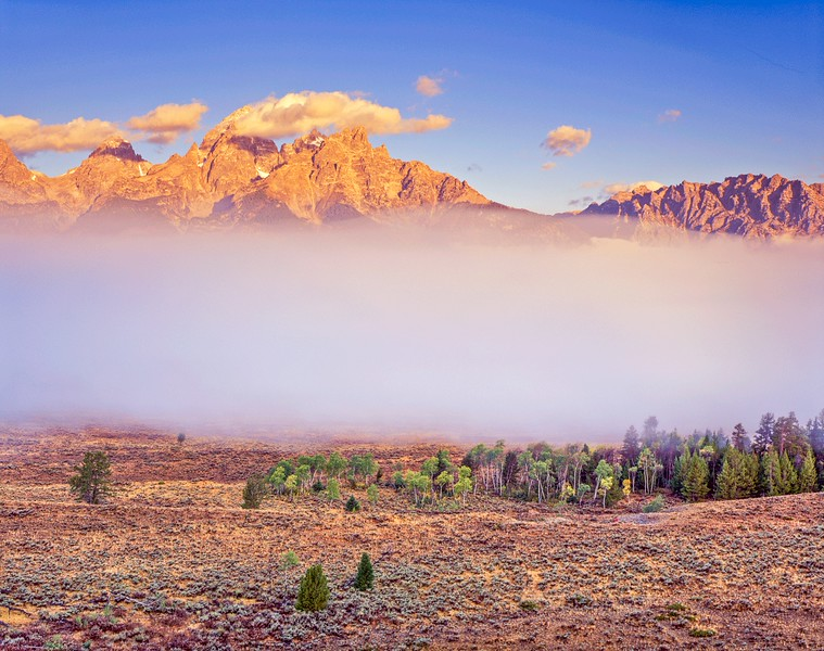 Cloud Veil, Grand Tetons