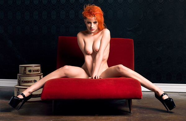 Nude fine art NYC photography by Aaron Paul Rogers.