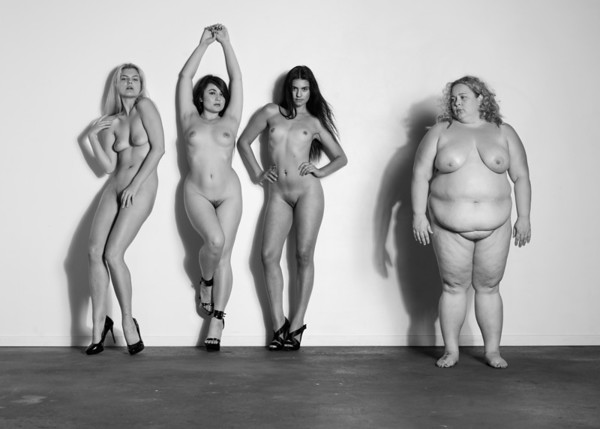 Body Issue by Aaron Paul Rogers Photography.