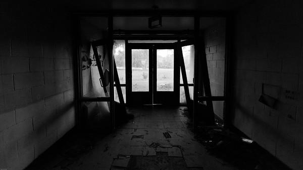 fort ord abandoned barracks