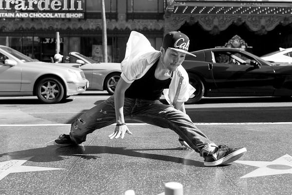 Photography by Aaron Paul Rogers. b-boy break dance