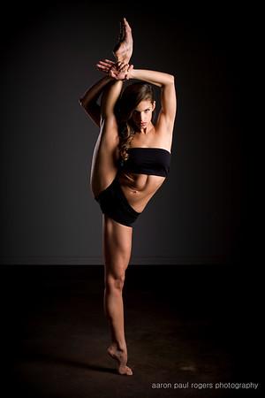 Ballet dancer athlete riot mob aaron paul rogersfine art photography los angels ca riotmob