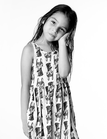 little-girl Photography by Aaron Paul Rogers.