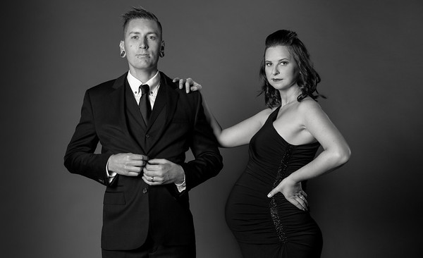 pregnancy announcements Photography by Aaron Paul Rogers.