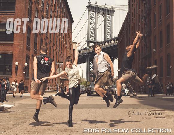 Brooklyn Fashion shoot