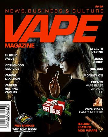 Vape Magazine Cover Oct