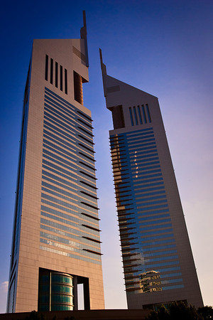 Jumeirah Emirates Towers Sheikh Zayed Road | Dubai | Saudi Arabien