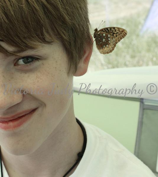 Markie & Butterfly