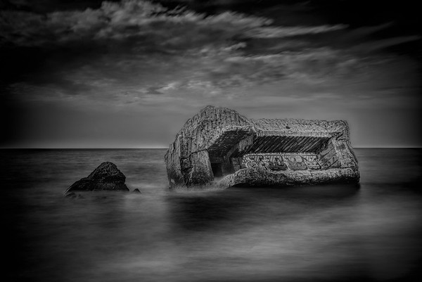 Atlantic Wall #01, Hossegor. France 2014