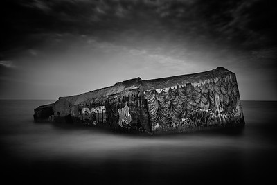 Atlantic Wall #02, Hossegor. France 2014