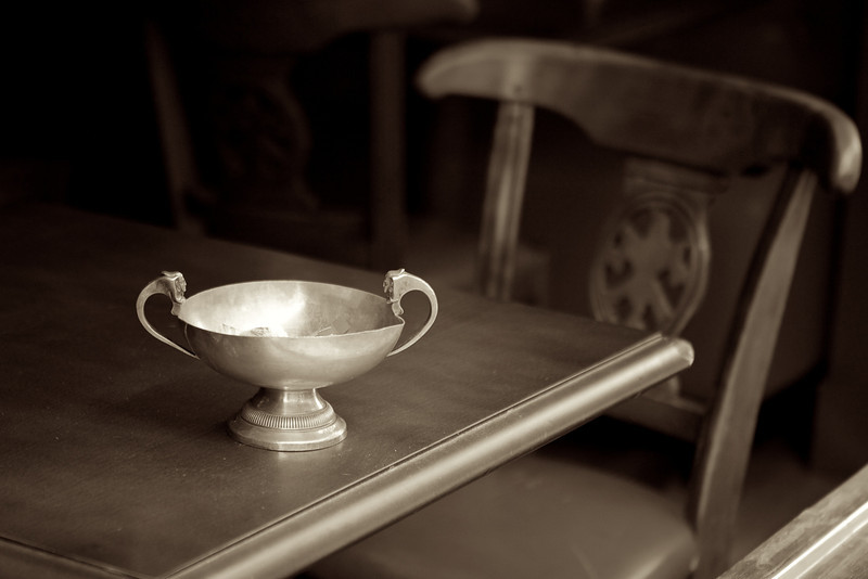 Chalice & Chair