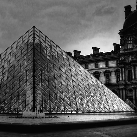 Louvre, Paris. France 2015