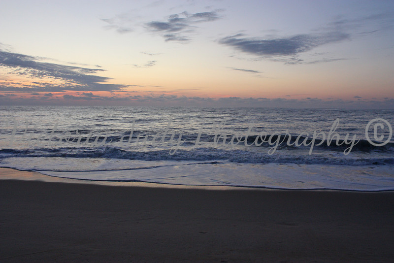 Ocean City, Maryland Sunrise - 1<br /> <br /> August 2011