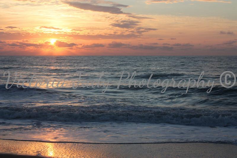 Ocean City, Maryland Sunrise - 4<br /> <br /> August 2011