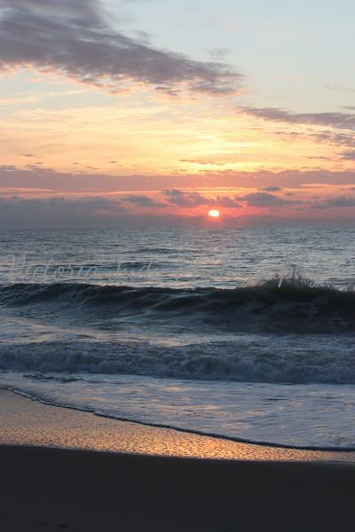 Ocean City, Maryland Sunrise - 3<br /> <br /> August 2011