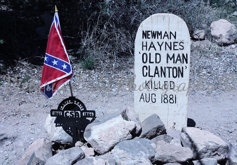 Boothill Graveyard 1 - Tombstone, Arizona - 2009