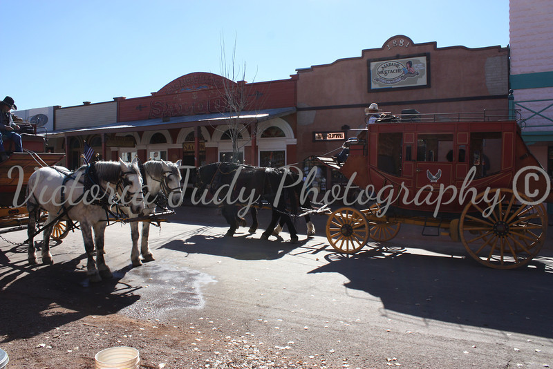 Main Street - Tombstone, Arizona - 2009