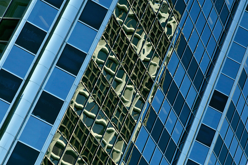 Tower Reflection