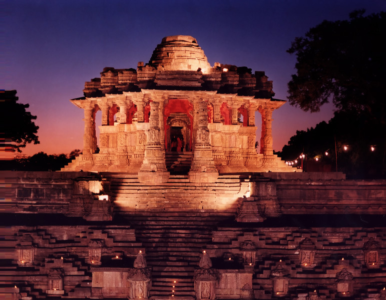 Sun Temple of Modhera 2
