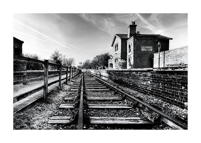 Hadlow Road Old Rail Station