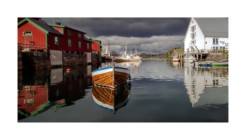 Lofoten Boat and Harbour